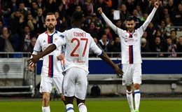 Betting tips for Angers vs Lyon - 28.04.2017