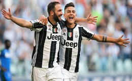 Betting tips for Sassuolo vs  Juventus - 17.09.2017