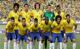 Betting tips for Russia vs Brazil - 23.03.2018